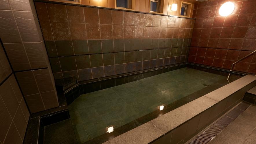 【大浴場】男女別大浴場でゆったり