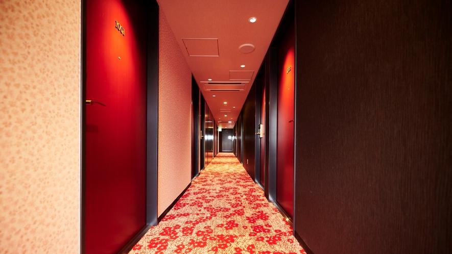 【館内】廊下