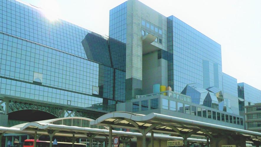 【観光情報】京都駅
