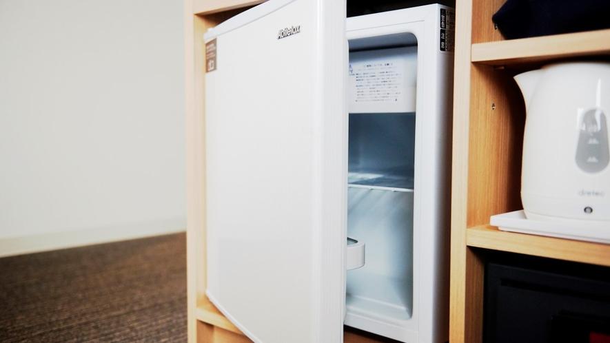 【客室設備】冷蔵庫(空)