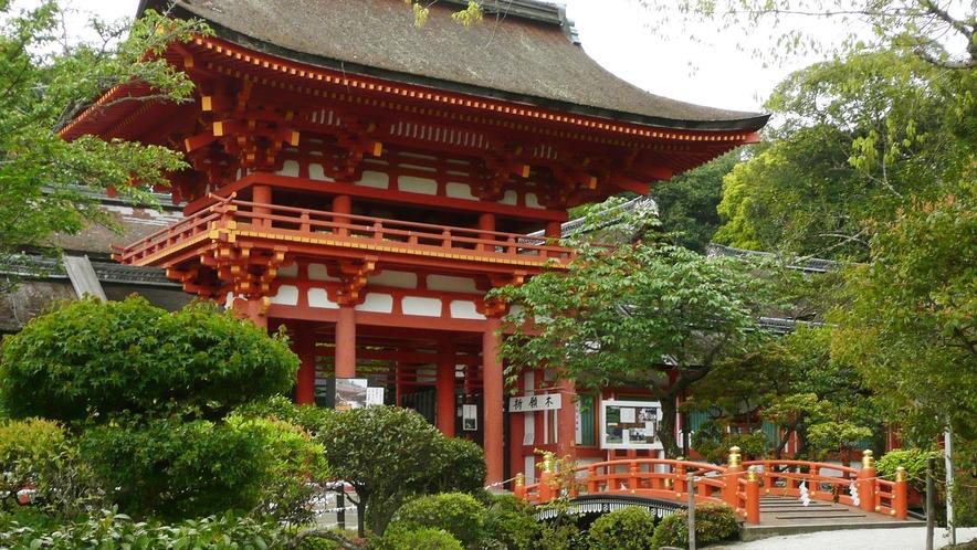 【観光情報】上賀茂神社