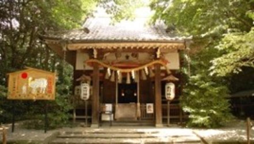 【周辺】北本市高尾鎮座 氷川神社