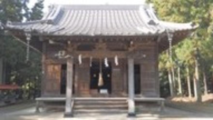 【周辺】須賀神社