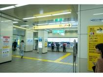 アクセス①【東西線「西葛西駅」】