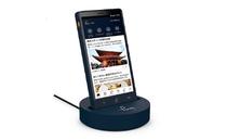 ポケットWiFi&無料通話が可能な「handy」が全室に