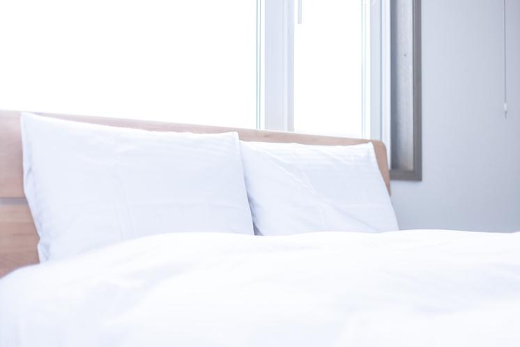 ヴィラ 寝室