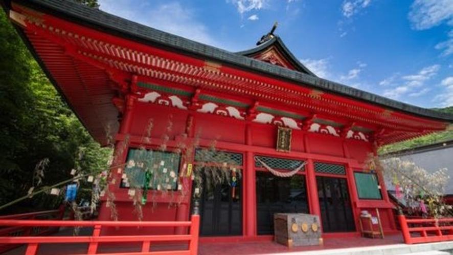■赤城神社(写真提供:前橋観光協会)
