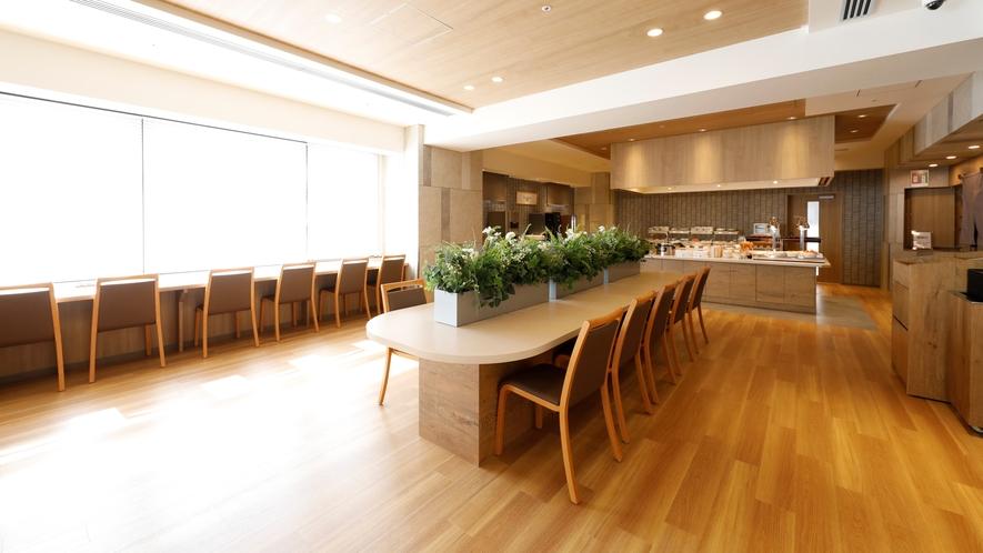 ■2階レストランカウンター席