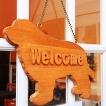 【玄関】小型犬から大型犬まで大歓迎です!