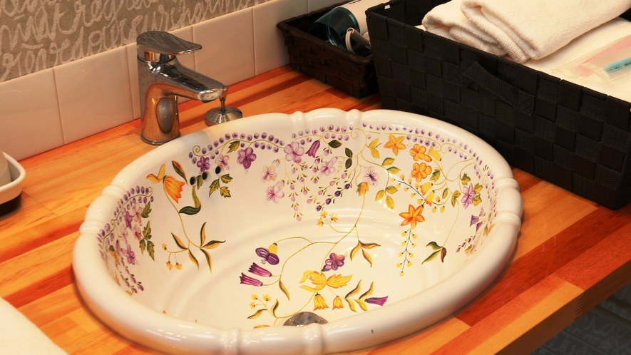 【客室】ツインルーム(A) 全室トイレ洗面付で快適。