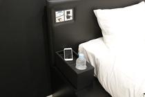 【客室備品】保冷・保温が可能なドリンクホルダーです