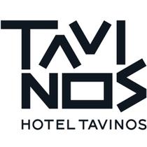 【ホテルロゴ】ホテルタビノスは、旅の巣=旅の拠点となるホテルでありたいという意味です。