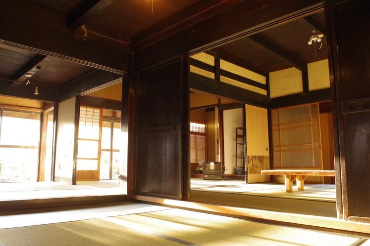 客室3部屋