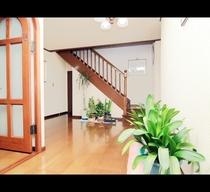 館内◆開放感のある玄関