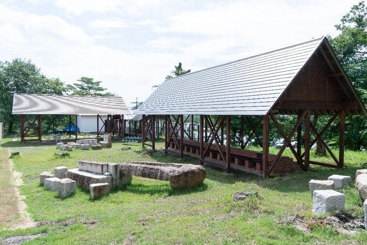 Aキャンプ場1