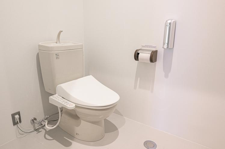 HANARE トイレ
