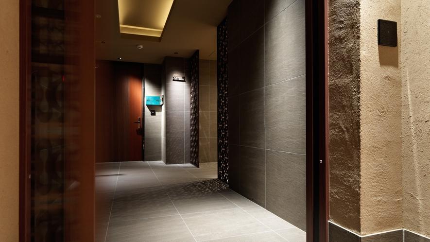 ◇アジョイニングルーム自動ドア ※イメージ
