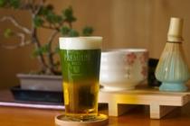 Bar あか 抹茶ビール