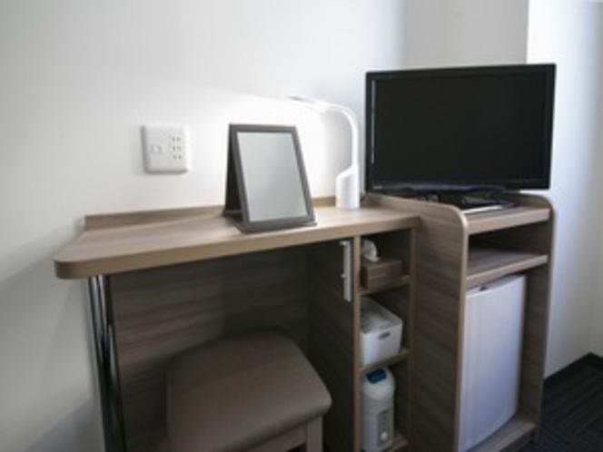 機能的な客室