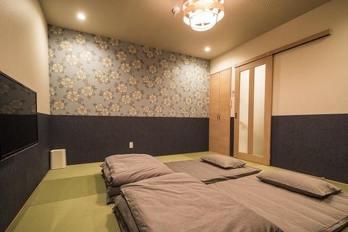 【禁煙】和室5人部屋3