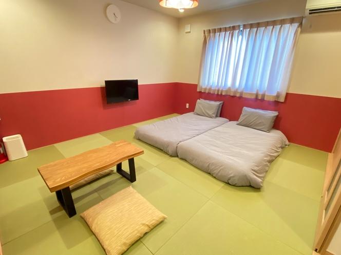 2階客室(2人部屋)