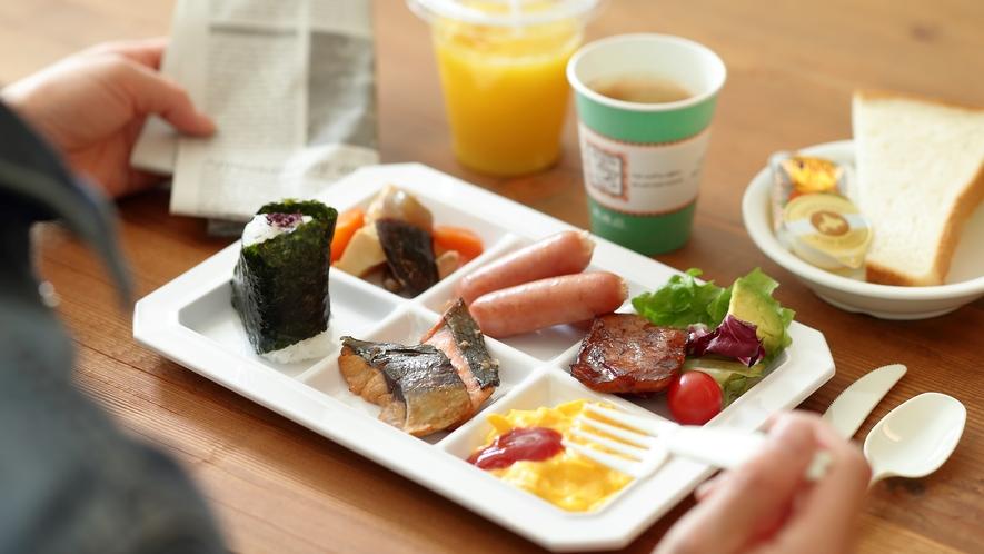 朝食 食事イメージ
