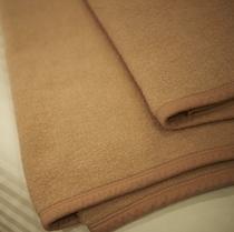 貸出備品:毛布