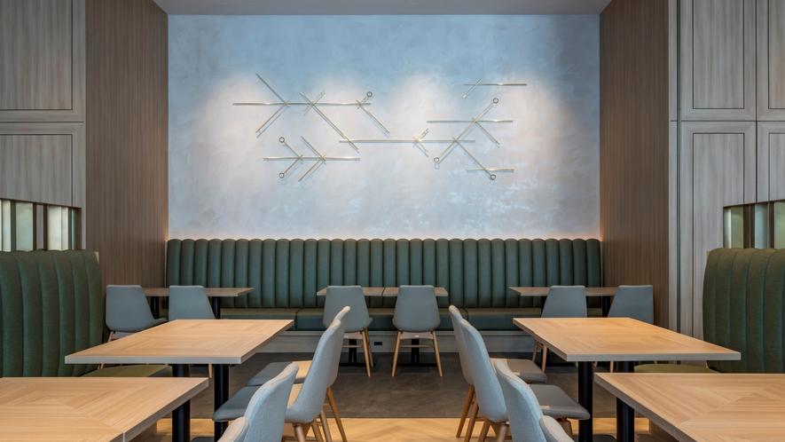 1階のお客様専用ラウンジでは、ご宿泊者様のみ15:00~23:00までコーヒー等お召し上がりいただけ