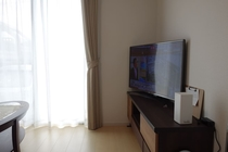無料WIFI完備、ソファーでゆっくりとTVも楽しめます