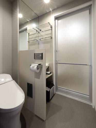 ツインルーム(シャワー室)