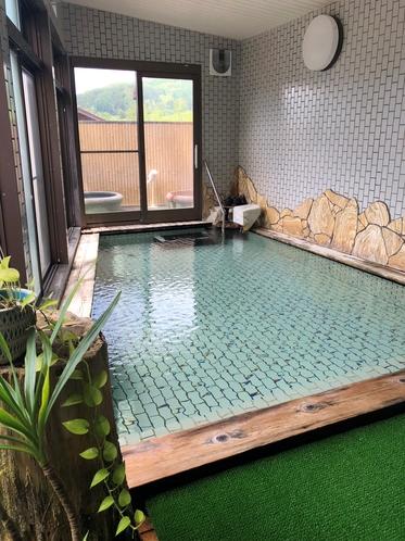 旅の宿・斉川 男性大浴場