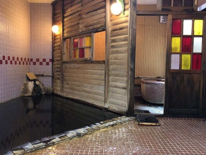 旅の宿・斉川 女性大浴場
