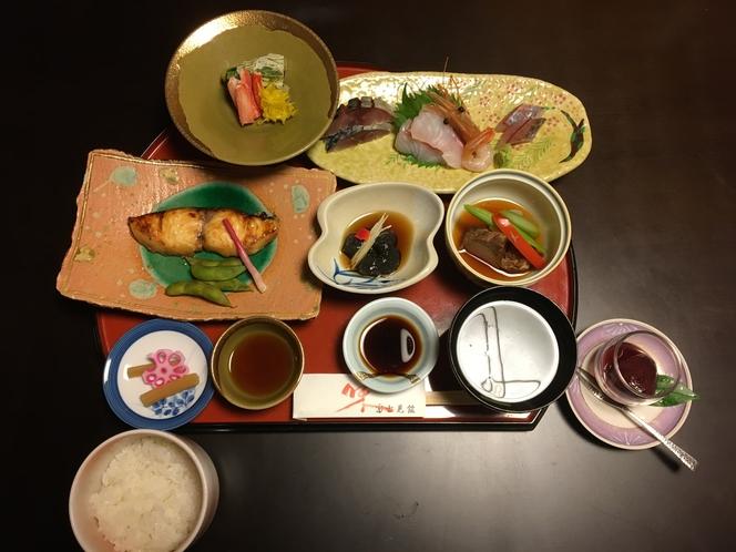 富士見館 料理