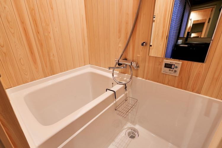 1階洗面・風呂