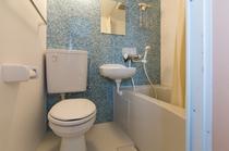 207号室バスルーム