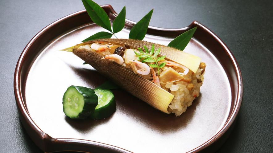 ◆春の一例◆旬の筍ご飯は春の味