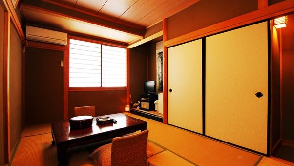 純和風和室6畳■1〜2名様■
