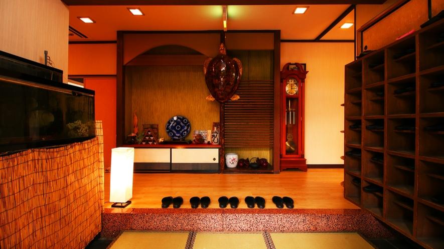 ◆玄関◆ようこそお越しくださいました!美味しいお料理のご用意が出来ております。