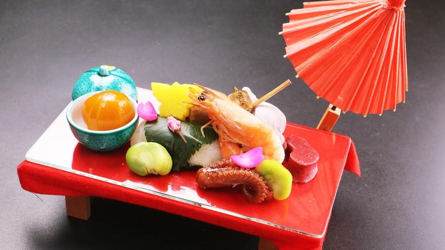 ◆春の一例◆前菜