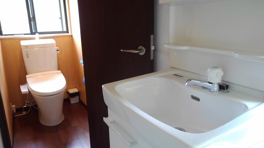 2020年7月に設置したウオシュレット付きトイレで新型コロナ感染拡大防止!