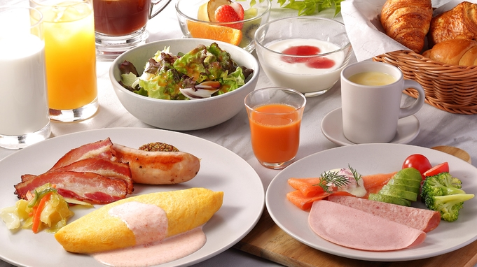 【楽天トラベルセール】高層階で過ごす上質な夏休み、日常から離れてアーバンリゾートへ(朝食付)