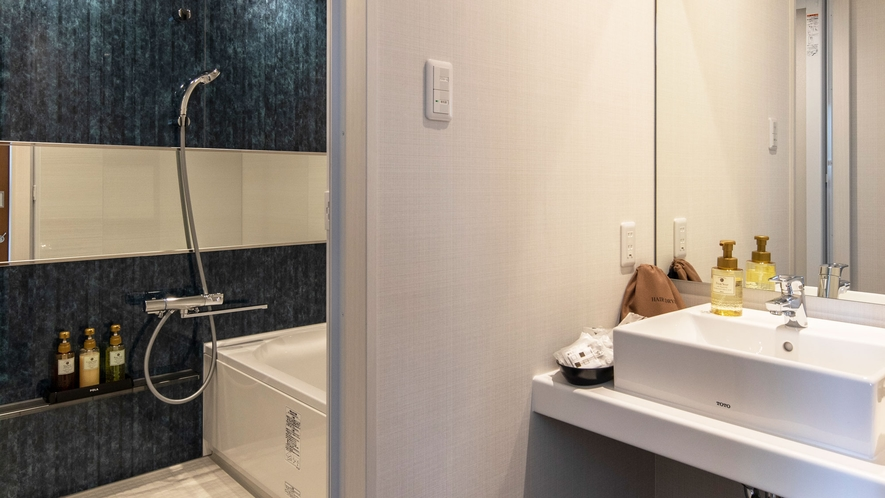 スーペリアツイン限定!バストイレが別の空間です