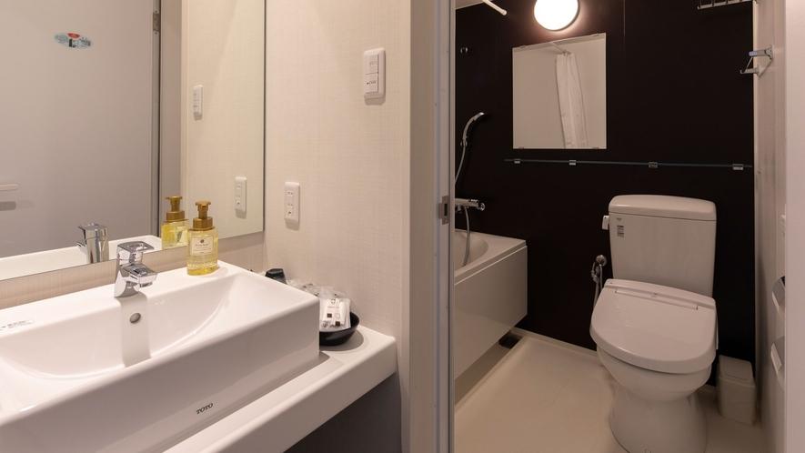 客室バスルーム一例(コンフォートツイン限定)