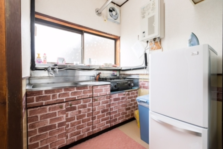 キッチン・洗濯機・電子レンジ・ガスコンロ