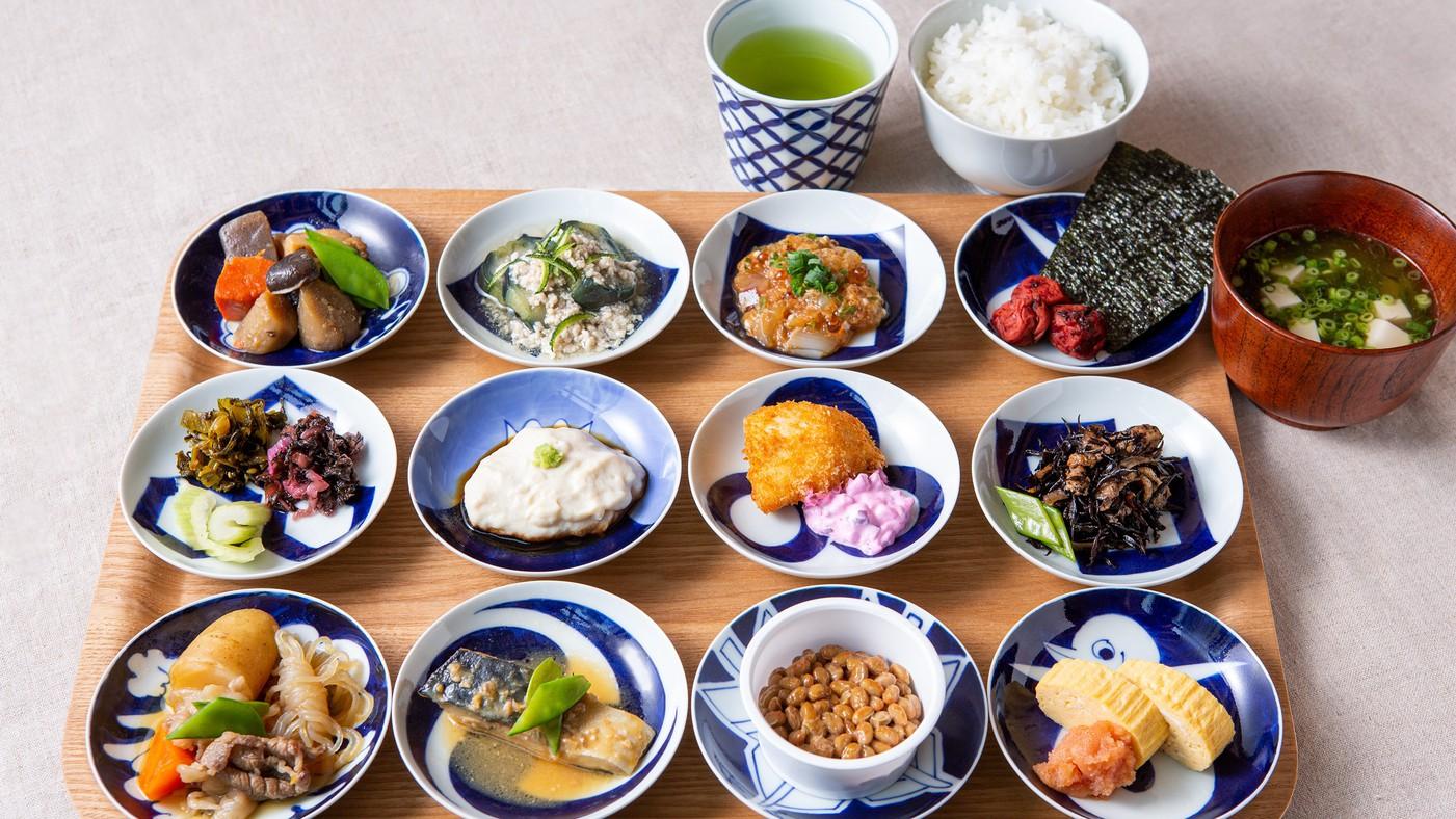朝食イメージ【ビュッフェ】