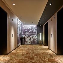 エレベーターホール12階