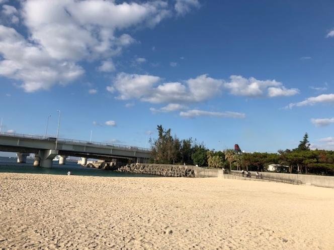 波之上ビーチ