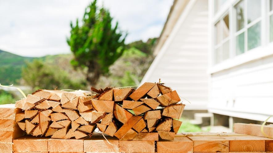 趣のある木造校舎