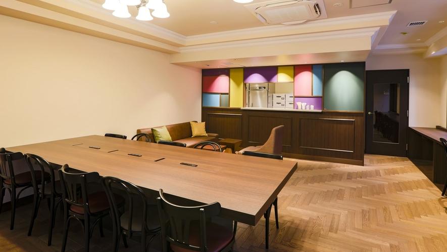 カフェスペース(1階)