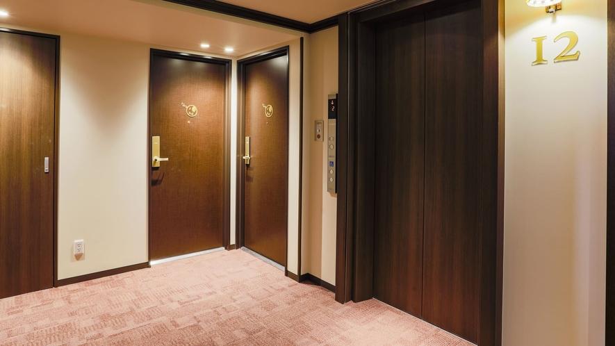 ○レトロ×モダンをテーマにデザインされたホテル
